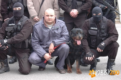 canisa Bodyguard Force Kennel